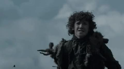 Watch Rickon Stark is pierced by Ramsay Bolton's arrow during the  GIF on Gfycat. Discover more related GIFs on Gfycat