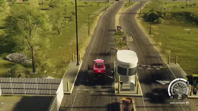 Watch Just Cause 4 Invisible Tornado GIF by Evolve Stunting (@evolvestunting) on Gfycat. Discover more related GIFs on Gfycat