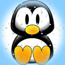 Watch this penguin GIF on Gfycat. Discover more animal, bird, cute, penguin, penguins, waddle GIFs on Gfycat