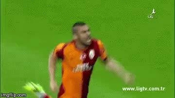 Watch and share Sabri Sarıoğlu GIFs and Burak Yilmaz GIFs on Gfycat