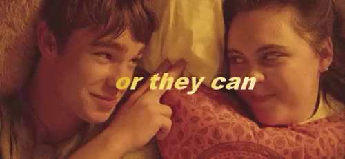 Watch Monsters GIF on Gfycat. Discover more archie, chloe, finn nelson, kester, liam, lizzy, mmfd, my mad fat diary, rae earl, rae earl quotes, the gang GIFs on Gfycat