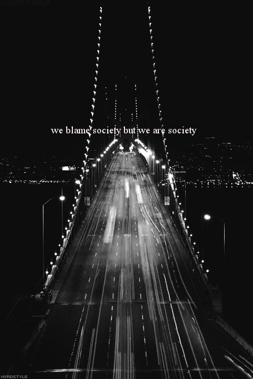Best Quote Black And White Bridge Gif Find Make Share Gfycat Gifs