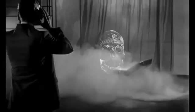 Watch THE MASK 1961   Original theatrical trailer GIF on Gfycat. Discover more related GIFs on Gfycat