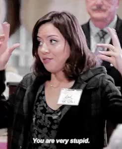 Watch and share April Ludgate GIFs and Parks And Rec GIFs on Gfycat