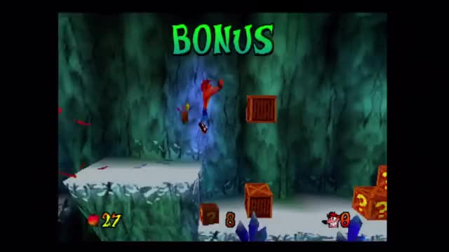 Watch Johnny vs. Crash Bandicoot 2: Cortex Strikes Back GIF on Gfycat. Discover more crash bandicoot 2: cortex strikes back, playstation, somecallmejohnny GIFs on Gfycat