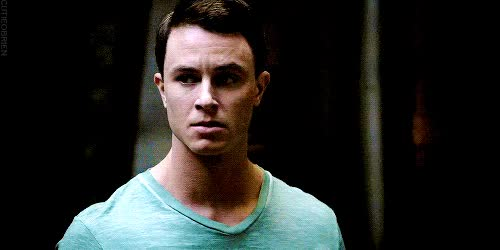 "Watch Imagine helping Jordan find out what he is.""Okay."" You sighe GIF on Gfycat. Discover more Jordan Parrish, Jordan Parrish imagine, TW, Teen Wolf, Teen Wolf imagine, not my gif GIFs on Gfycat"