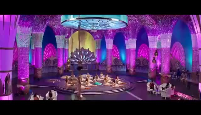 Watch and share Jaguar Kannada Movie Songs | Sampige Full Video Song | Nikhil Kumar,Tamannaah,Deepti Saati|SS Thaman GIFs on Gfycat