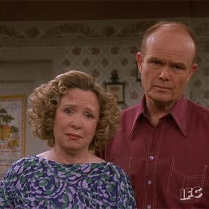 Watch and share Kurtwood Smith GIFs and Debra Jo Rupp GIFs on Gfycat