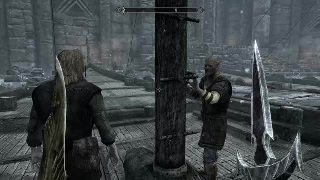 Watch A broken man GIF by xboxdvr on Gfycat. Discover more CommieCrusader4, TheElderScrollsVSkyrimSpecialEdition, xbox, xbox dvr, xbox one GIFs on Gfycat