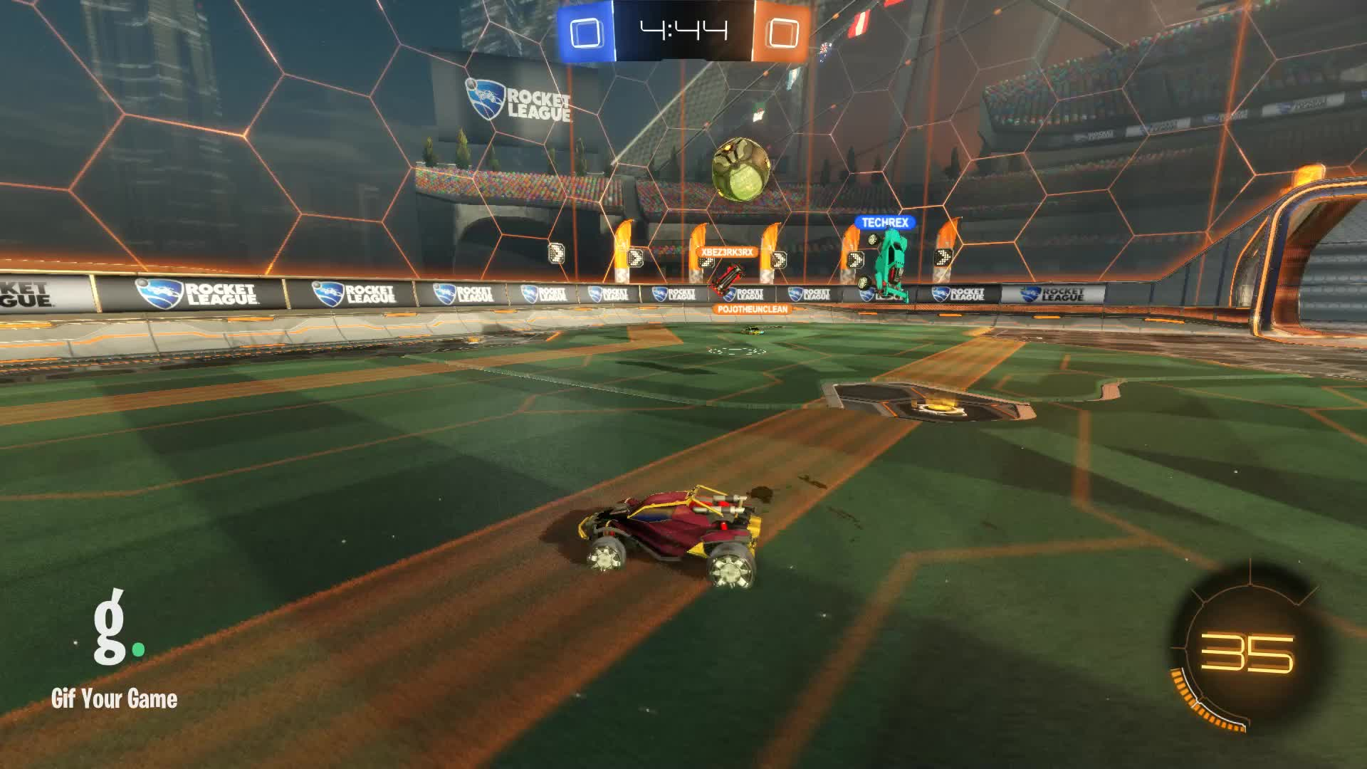 DonJulio, Gif Your Game, GifYourGame, Goal, Rocket League, RocketLeague, Goal 1: DonJulio GIFs