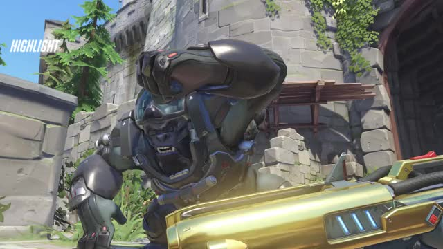 Watch and share Highlight GIFs and Overwatch GIFs by monkeyhut0 on Gfycat