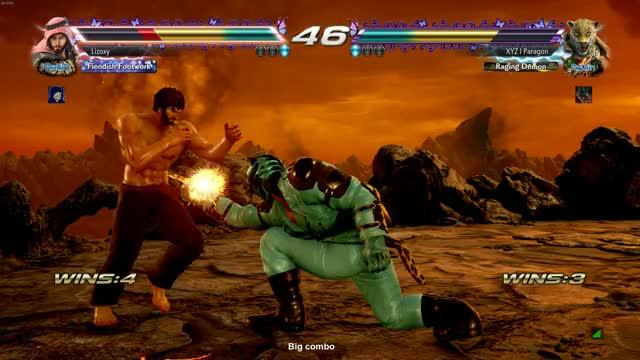 Watch and share Tekken GIFs by IPlayTekken on Gfycat