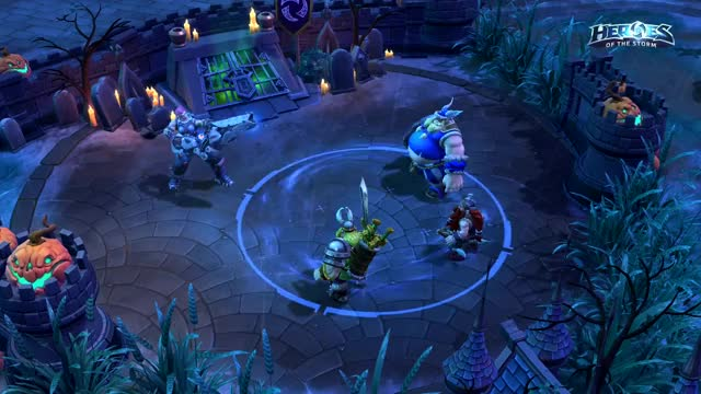 Watch and share Heroes Of The Storm GIFs and Blizzheroes GIFs on Gfycat