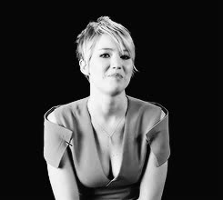 jennifer lawrence, isshesayingboyfriend? jennifer lawrence gif GIFs