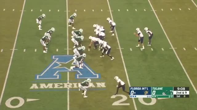 Watch and share 2019 Cfb Highlights GIFs and Fiu Vs Tulane 2019 GIFs on Gfycat