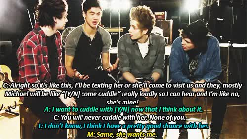 Watch AU MEME GIF on Gfycat. Discover more 5 seconds of summer, 5sos, 5sos au, 5sos au meme, au, au meme, calum hood, calum hood au meme, hope this is good, i wanted to do it a little different but i didn't have enough time, michael clifford GIFs on Gfycat