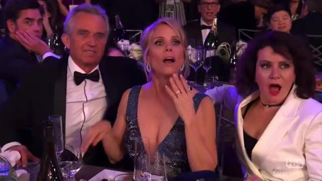 Watch and share Cheryl Hines GIFs and Sag Awards GIFs by Reactions on Gfycat