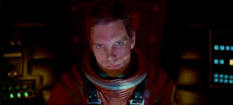 When someone says they haven't seen 2001: A Space Odyssey : EditingAndLayout GIFs