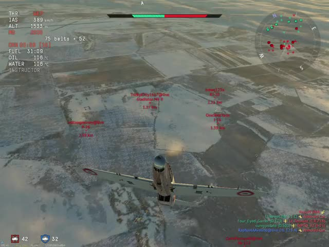 Watch and share War Thunder - In Battle 2020-05-08 14-03-41 GIFs on Gfycat