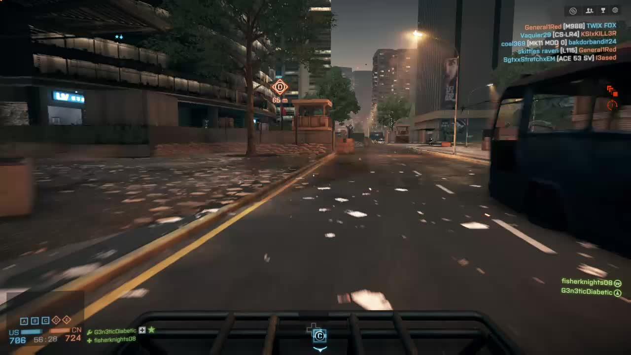 Battlefield, roadkill, Battlefield 4 GIFs