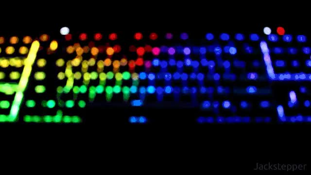 Watch and share Corsair K95 RGB Ascension GIFs on Gfycat