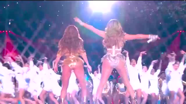 Watch and share Jennifer Lopez GIFs and Super Bowl GIFs by handlit33 on Gfycat
