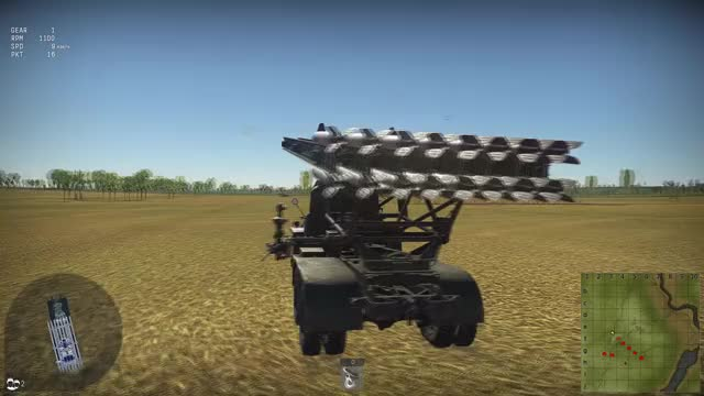 "Watch and share Anti-Air Craft ""KATYUSHA"" GIFs by razekk on Gfycat"