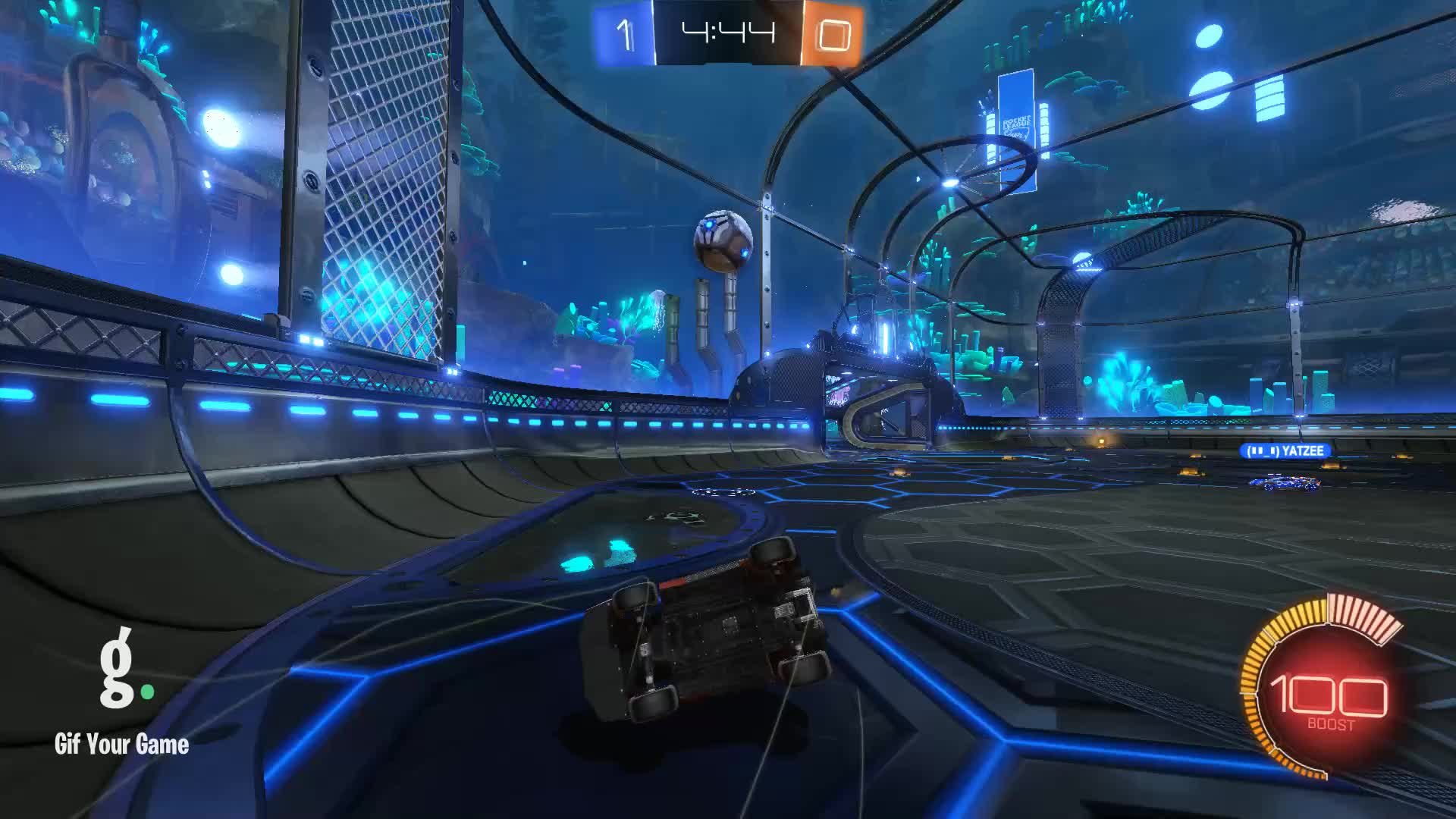 Gif Your Game, GifYourGame, Goal, Obi, Rocket League, RocketLeague, Goal 2: Obi GIFs
