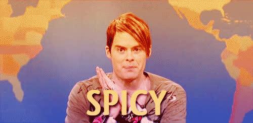 bill hader, bill hader spicy GIFs