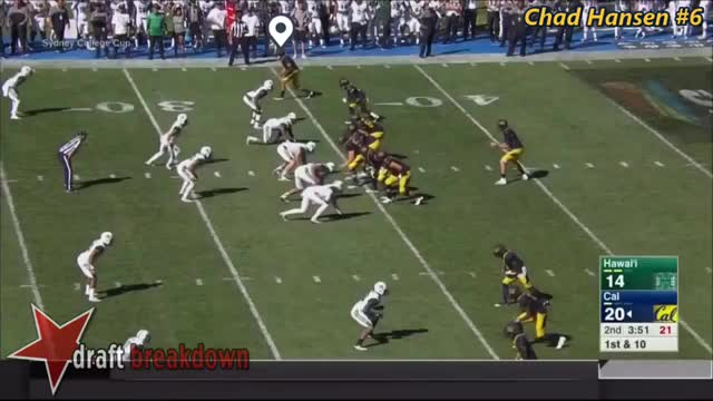Watch and share Chad Hansen (Cal WR) Vs Hawaii 2016 GIFs by Sean McKaveney on Gfycat