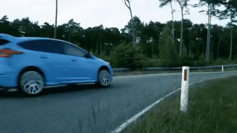 Watch and share Name: Ford-Focus-RS-new-2015-sideways.gif Views: 11036 Size: 2.89 MB GIFs on Gfycat