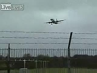 Watch and share Extreme Crosswind Landing GIFs on Gfycat