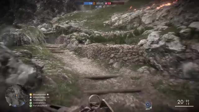 Watch Well alright then GIF by mcveeth on Gfycat. Discover more battlefield_one, ps4share, sony interactive entertainment GIFs on Gfycat