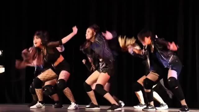 Watch and share DGC Dance Show X Montage GIFs on Gfycat