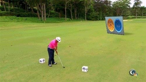 gifextra, Now you're golfing with portals (reddit) GIFs