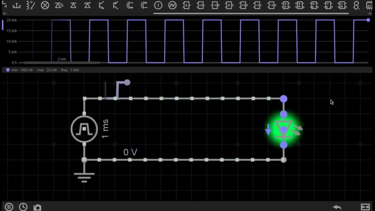 BASICS, Clive, Current, Energy, Iron, Roman, Simple, Simply, arduino, bigclive, bigclivedotcom, circuit, electron, electronics, hack, making, motor, pi, power, solder, Pulse Width Modulation (PWM) - Electronics Basics 23 GIFs