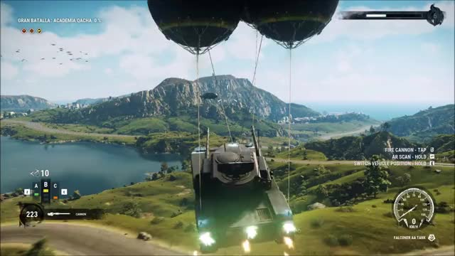 Watch Flying Fortress GIF by zorzification (@zorzification) on Gfycat. Discover more JC4, Just Cause 4 GIFs on Gfycat