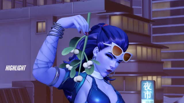 Watch and share Widowmaker GIFs and Overwatch GIFs by bigplaysonly on Gfycat