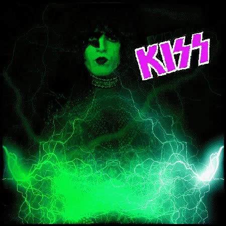 Watch and share Kiss Band GIFs on Gfycat