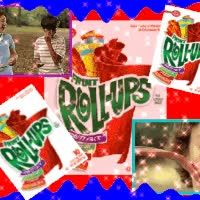 Watch and share Fruit Roll-up Sticker Commercial GIFs on Gfycat