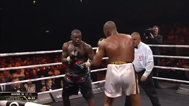 Watch this humanapproved GIF by B O X I N G (@mikerr) on Gfycat. Discover more andrew tabiti, boxing, dazn, dazn usa, entertainment, floyd mayweather, full fight, highlights, knockout, recap, replay, wbss, world boxing super series, yuniel dorticos GIFs on Gfycat