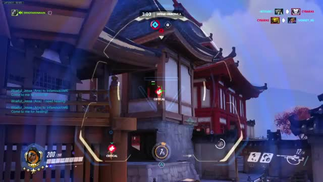 Watch Clumsy Genji GIF on Gfycat. Discover more PS4share, Overwatch, Overwatch: Origins Edition, PlayStation 4, Sony Interactive Entertainment, Woeful_Jesse, highlight GIFs on Gfycat