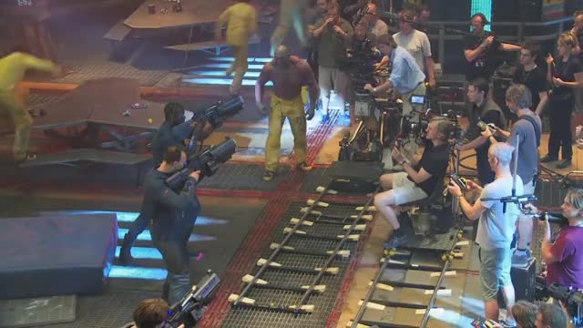 Watch Marvel's Guardians of the Galaxy: Behind the Scenes (Movie Broll) Part 1 GIF on Gfycat. Discover more celebrity, entertainment, film, hollywood, movie, movies, new, official, screenslam, star GIFs on Gfycat