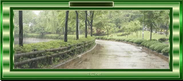 Watch and share Rainy Day Thomas Kinkade Painting Animated GIFs on Gfycat
