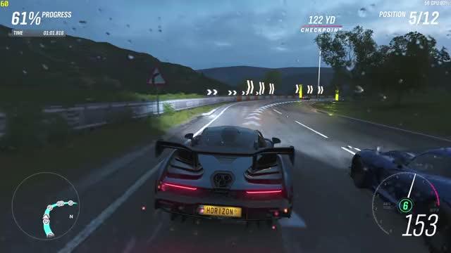 Watch and share Forza Horizon 4 Demo - PC Benchmark - 4K60 Settings GIFs on Gfycat