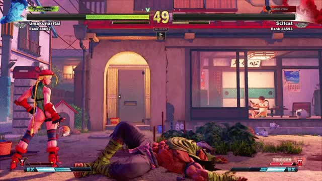 Watch STREET FIGHTER V 20180831095653 GIF on Gfycat. Discover more related GIFs on Gfycat