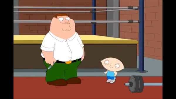 Watch and share Stewie Hopping GIFs on Gfycat