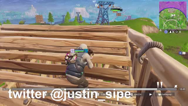 Watch Fortnite 6 23 2018 7 05 21 PM GIF by Sipe (@pfcsipe) on Gfycat. Discover more fortnite, fortnitebr, jump pad, mid air snipe, snipe GIFs on Gfycat