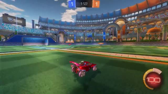 Watch Goal 3: asier GIF by Gif Your Game (@gifyourgame) on Gfycat. Discover more Bad Panda, BadPanda, Rocket League, RocketLeague GIFs on Gfycat