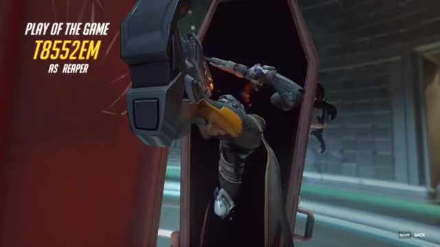 Watch Drop the Mic GIF on Gfycat. Discover more overwatch, play of the game, reaper GIFs on Gfycat